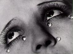glass tears- man ray