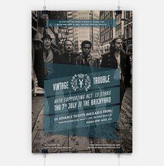 The Twang // Poster