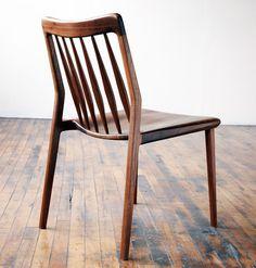 Drop Anchors #chair #wood