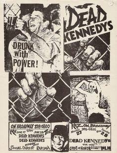 "Poltergeist Î"" #dead #kennedys"