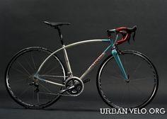 NAHBS | 2011 | North American Handmade Bicycle Show | Retrotec-Inglis Cycles | #NAHBS