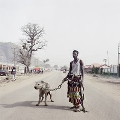 THE HYENA & OTHER MEN - PIETER HUGO #the #photography #pieter #hugo #hyena
