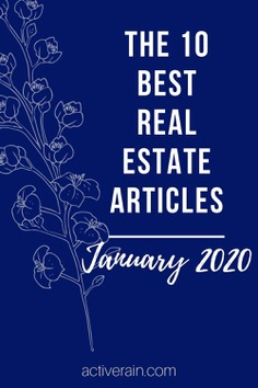 Best Real Estate Articles for January 2020