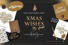 Xmas Wishes Font