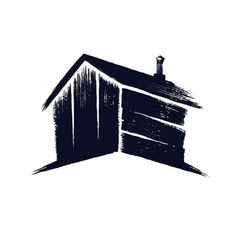 The Woodshed OLLY MOSS DOT COM #mark #logo #illustration