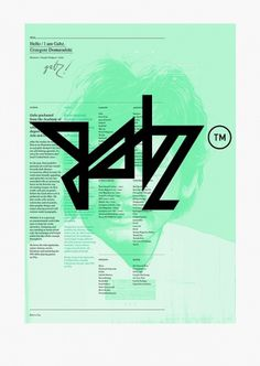 Identity in Context on the Behance Network #design #graphic #clean #simple #poster #signature