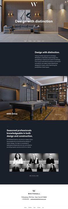 whitehall interiors inc. interior design beautiful minimal luxury deluxe craftman handmade beauty inspiration designblog design designer www