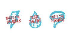 energy drink branding campaign