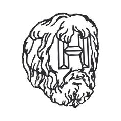 https://soundcloud.com/hivern_disc #logo #illustration