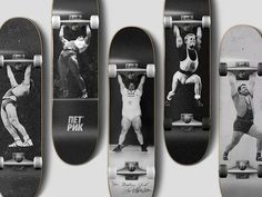 weightlifting skateboards