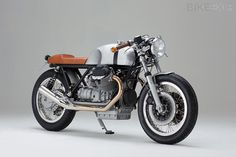 Cafe racer Moto Guzzi #moto