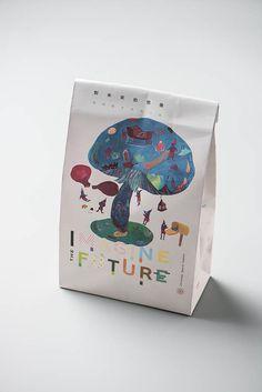 Mas paper bag by Sion Hsu