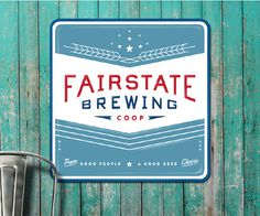 Ian Davies - Fairstate Brewing #beer #branding