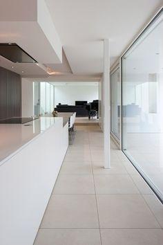 cocoon architecten: framework house #interior #design #minimalism #archicture #minimalist