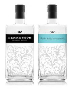 Tenneyson Absinthe #design #package