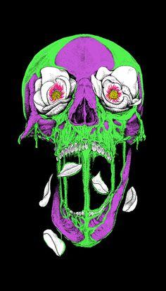 Swamp Skull on Behance