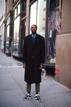 Thirteenth Street, New York | The Sartorialist
