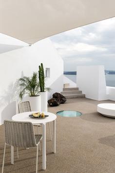terrace, Kapsimalis Architects