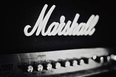 Marshall Quality #photography #speaker #marshall