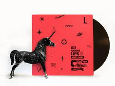 The Flaming Lips on Behance #album #graphic