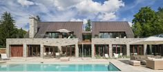 Rediscovering The Outdoors: The 299 Soper Places New Addition in Canada #lifestyle #design #pool #building #architecture #residence