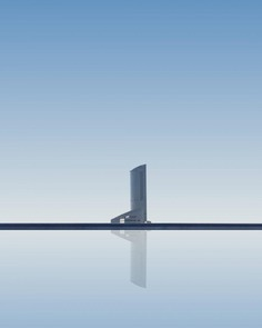 Creative and Minimalist Architectural Photography by Piotr Zemlak