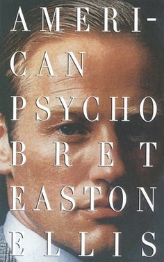 M O O D #old #bret #psycho #american #book #easton #ellis