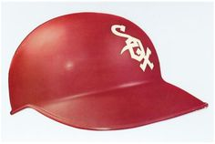 It's a long season. #sixties #helmet #white #sox