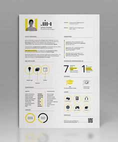 Identité visuelle JIM on Behance #cv