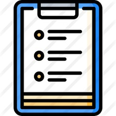 See more icon inspiration related to list, files and folders, miscellaneous, planning, optimization, plan, organize, study, tasks, clipboard, investigation, organization and statistics on Flaticon.