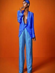 Merde! - Fashion photography carmidoll: Zee Nunes #fashion #photography