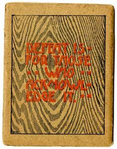 The-Philistine002.jpg (492×623) #old #quote #wood #grain #typography