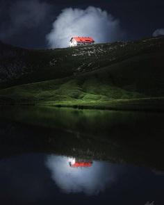 Fabulous Mountainscapes of The Dolomites by Nicola Pirondini