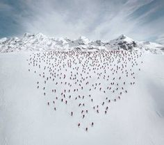 Mountaineering and Climbing by Robert Bösch #inspiration #creative #photography