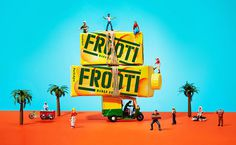 Frooti on Behance