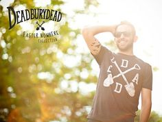 "DeadBuryDead | ""Faster Nowhere"" Collection 