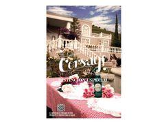 Corsage on the Behance Network #beer #backyard #drink #homework #feminine #corsage #women #flower #patio #flowers