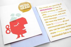 Media Head #design #ranch