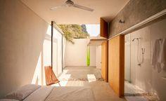 Mexico, Interior, Architecture, Dream House, Courtyard