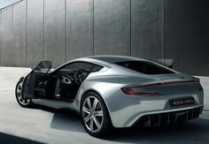 Aston Martin One-77 Limited Edition #aston #car #martin