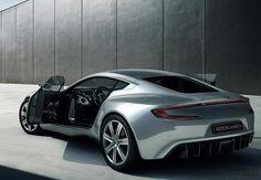 Aston Martin One-77 Limited Edition #aston #car #martin