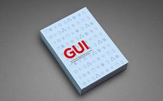 GUI on Behance #design #graphic #book #cover #editorial