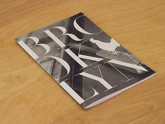 Tumblr #type #print #magazine