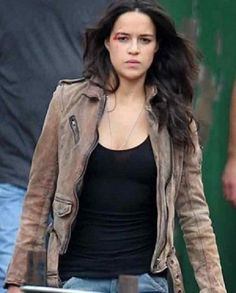 Letty Fast And Furious 6 Jacket | Top Celebs Jackets