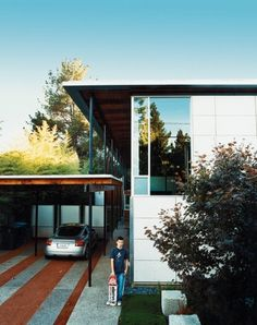 The New Suburbanism - Slideshows - Dwell #david #architecture #baker #modern