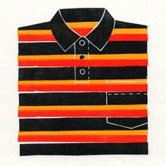 tom-messenger-polo | Flickr - Photo Sharing! #messenger #tom #illustration #shirt