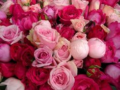 (18) Tumblr #pink #pattern #flowers