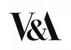 V&A logo by Alan Fletcher - FGD1 The Archive - Medium