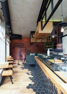 Cups Nine Cafe / Normless Architecture Studio