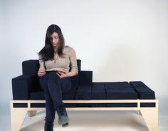 Yaakov Lyubetsky - Base Six: Adaptive Couch